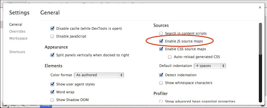 chrome-enable-source-maps